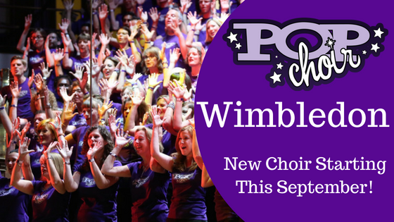 Popchoir Twickenham - New Members Welcome