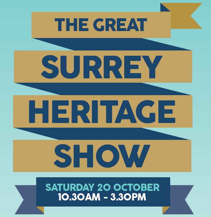 The Great Surrey Heritage Show