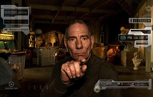 The Age of Stupid features Pete Postlethwaite as an old man in a devastated world in 2055, asking why we did not stop climate change