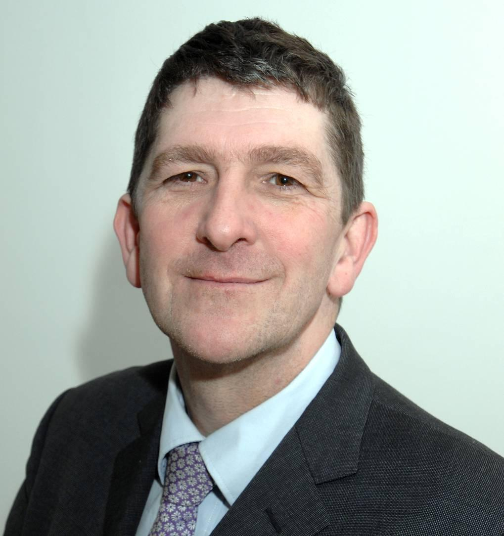 Former Sutton Council chief executive Niall Bolger