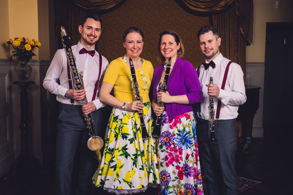 Denman Street Quartet presents 'As Time Goes By'