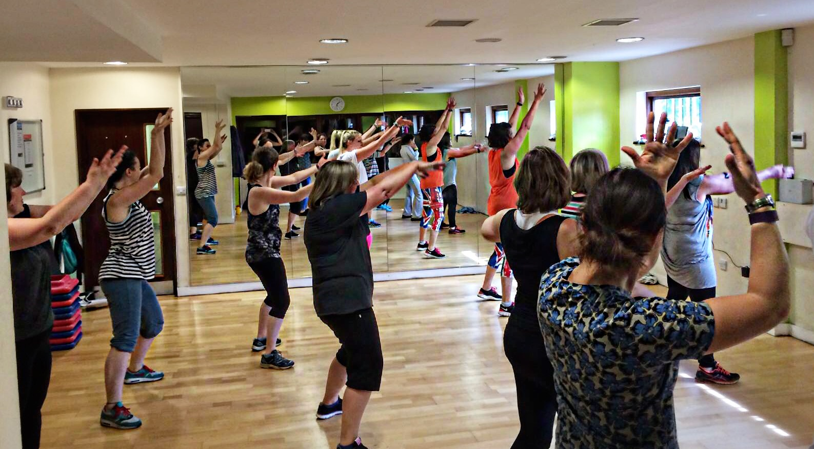 Fun, friendly Dance Fitness Class for All Abilities!