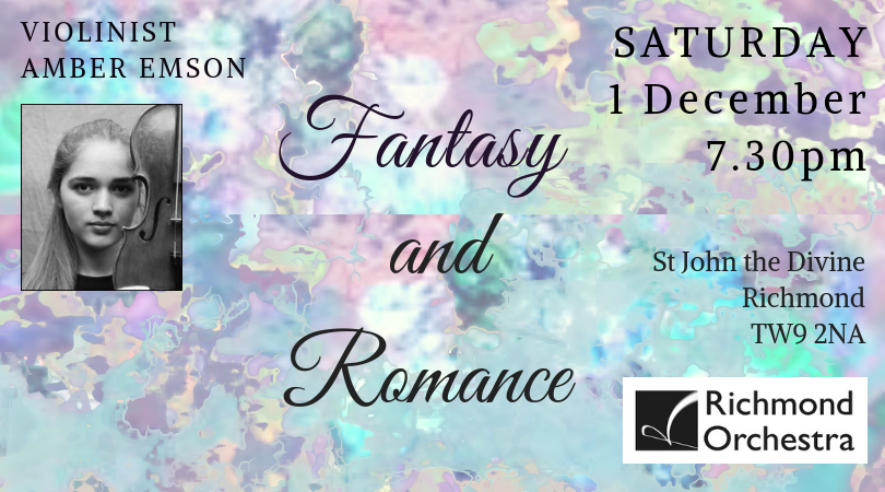 Richmond Orchestra Fantasy and Romance