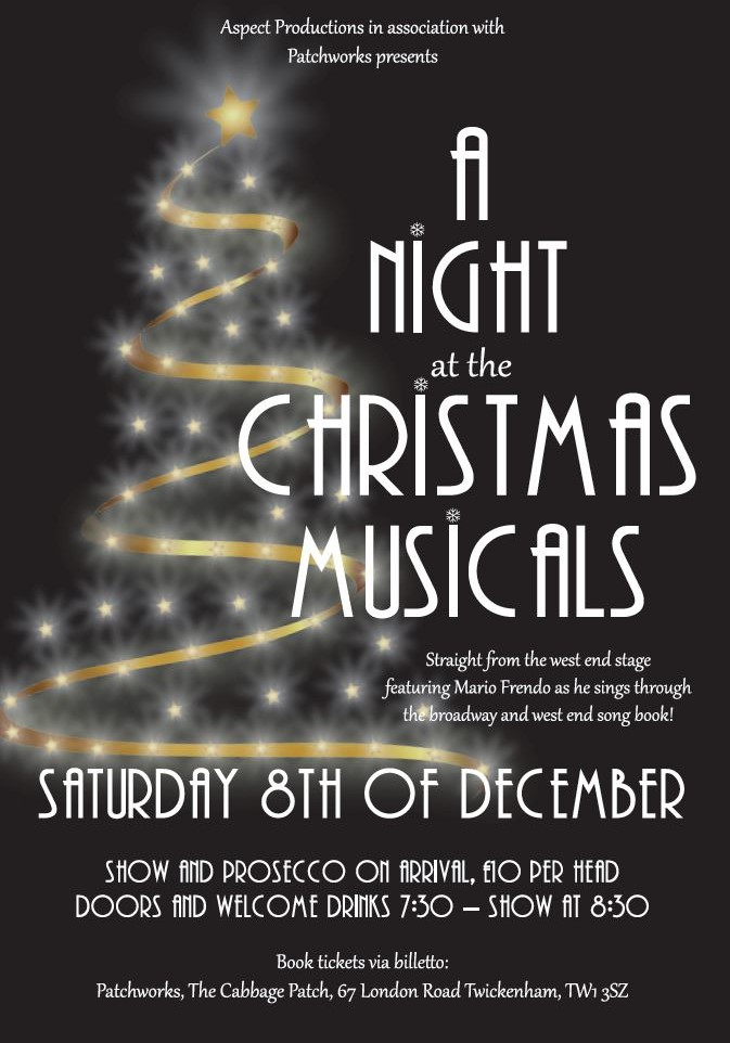 A Night at the Christmas Musicals