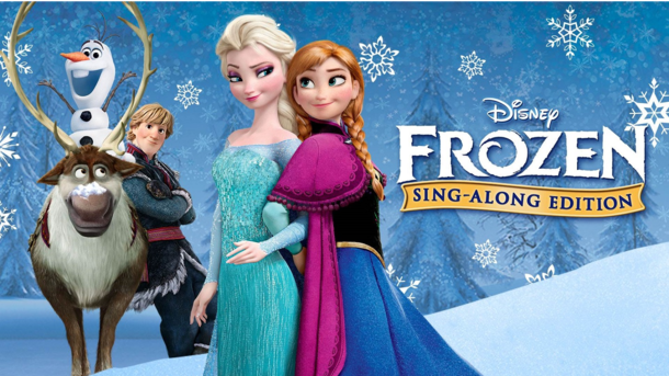 Family Christmas Cinema at the Halls - Frozen Sing A Long (PG)