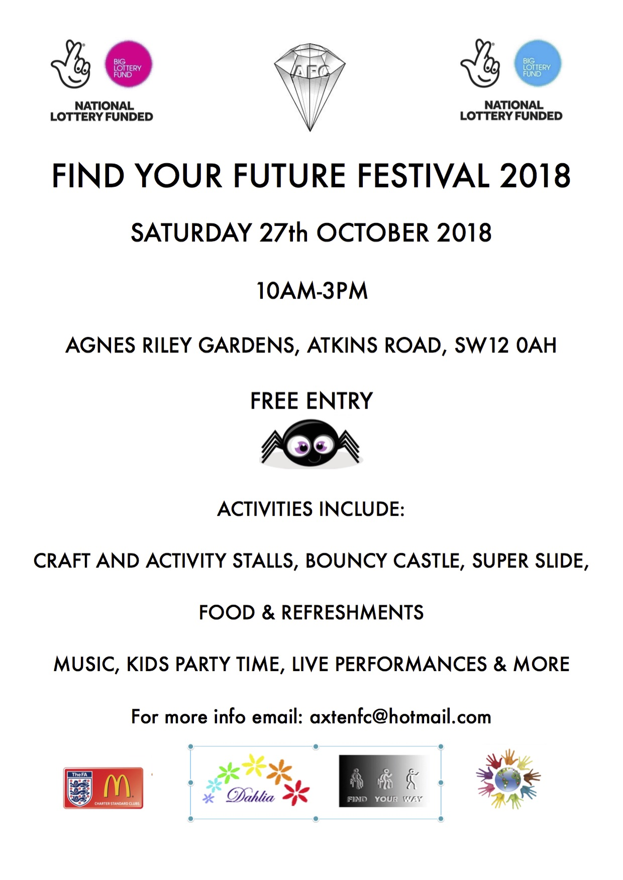 Find Your Future Festival 2018