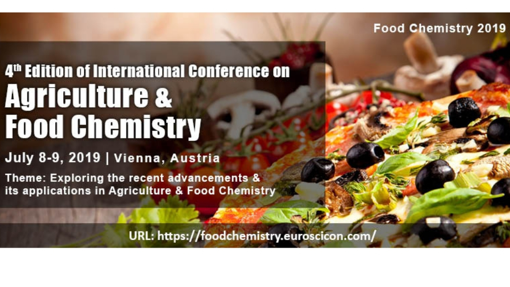 Food Chemistry Conferences