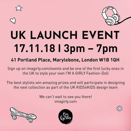 UK Launch Event