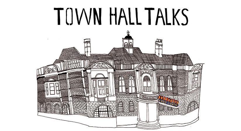 Town Hall Talk: Theatre on the Front Line