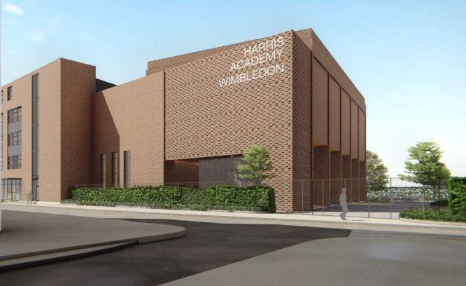 New Harris Academy given the green light