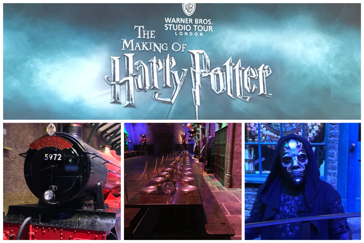 Visiting the Warner Bros Studios Tour London – The Making of Harry Potter