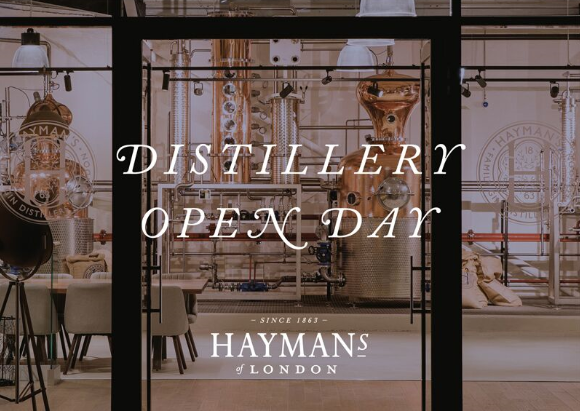Hayman's Gin Distillery Open Day