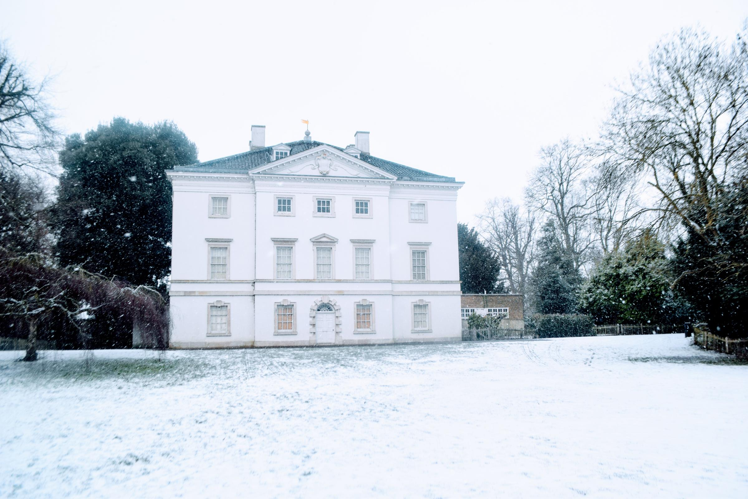 Marble Hill Christmas crafts and exhibition