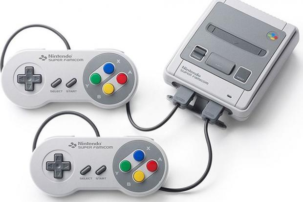The Super NES Classic Mini