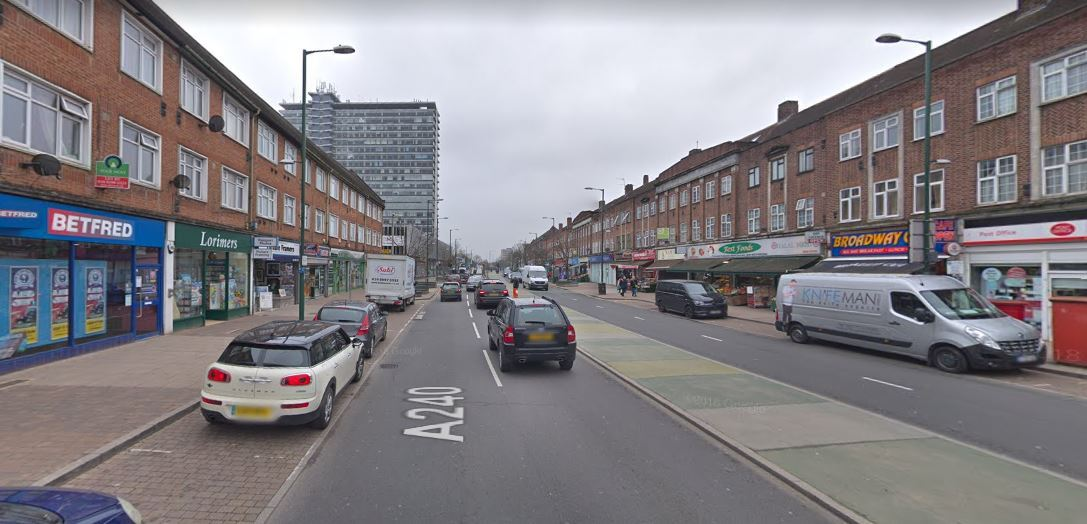 Tolworth Broadway. Photo: Google Maps / Street View