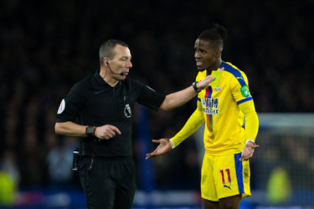 Palace's only hope in relegation battle?