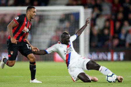 Palace defender with hopes of Champions League football