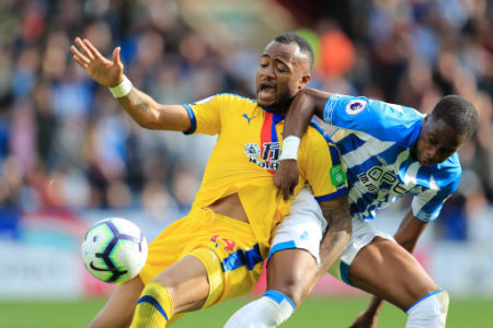Is the striker's time at Palace over before it began?