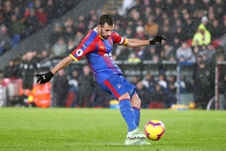 Report: Crystal Palace 1 Leicester City 0: Skipper's stunning strike earns win