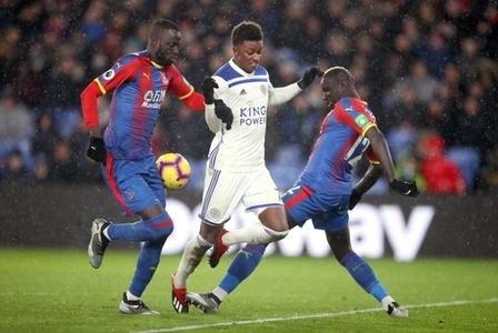 Player ratings from Crystal Palace's 1-0 win over Leicester - is his Palace career over?