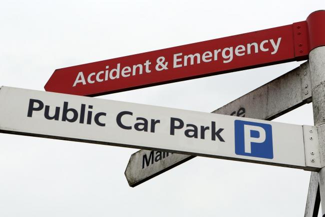 Petition to stop NHS staff paying to park at hospitals during coronavirus crisis