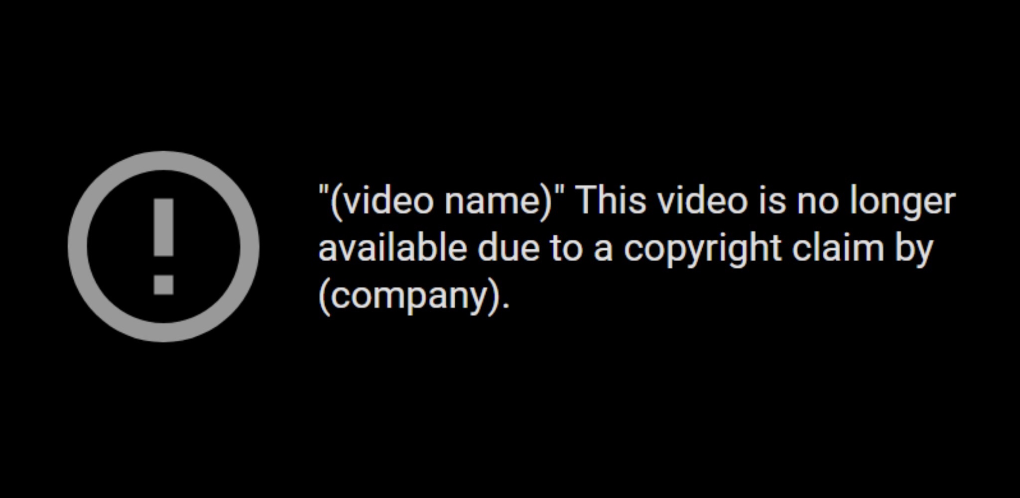 Copyright Is Ruining YouTube By Katie Swangard, Hampton Court House