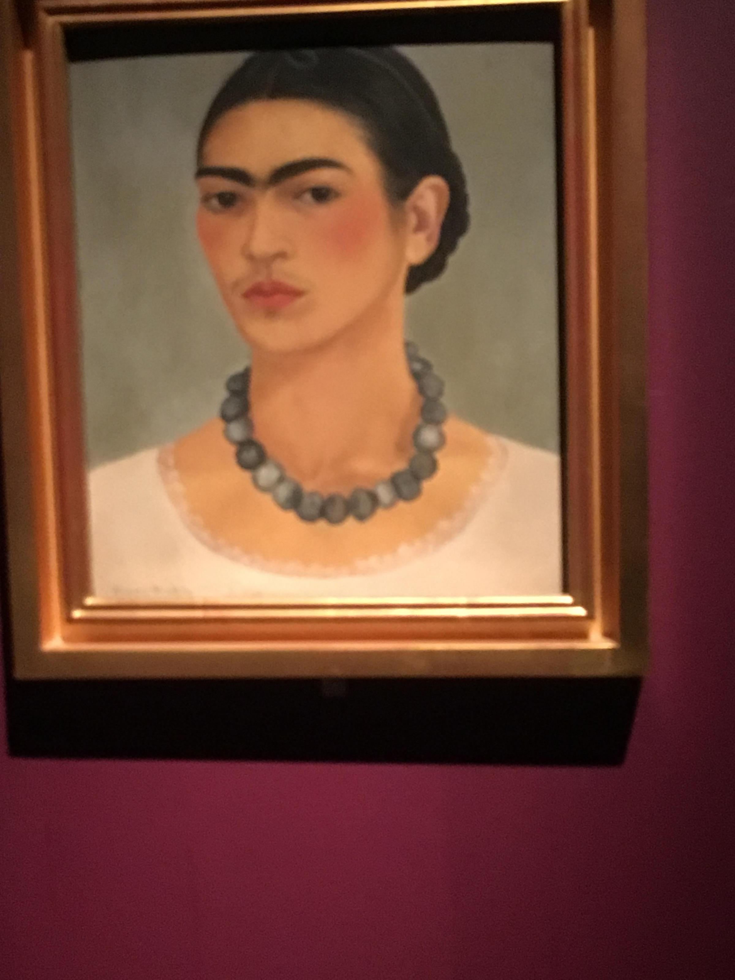 Frida Kahlo- V&A by Eitan Orenstein, Hampton School