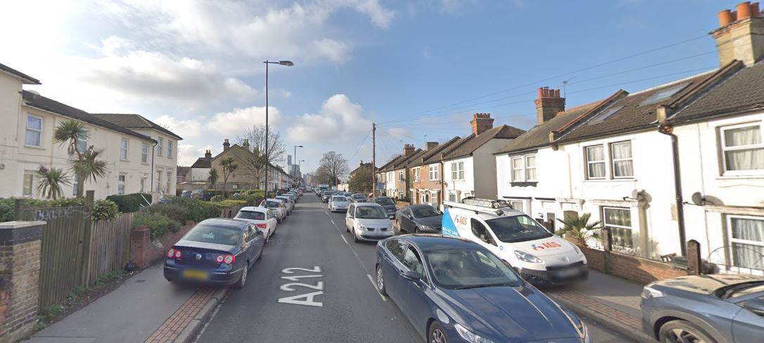 Whitehorse Lane. Photo: Google Maps / Street View