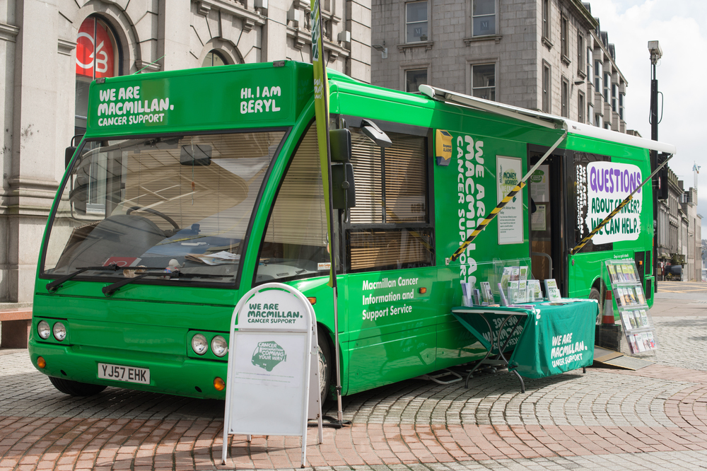 Macmillan Cancer Support Information Service in Epsom