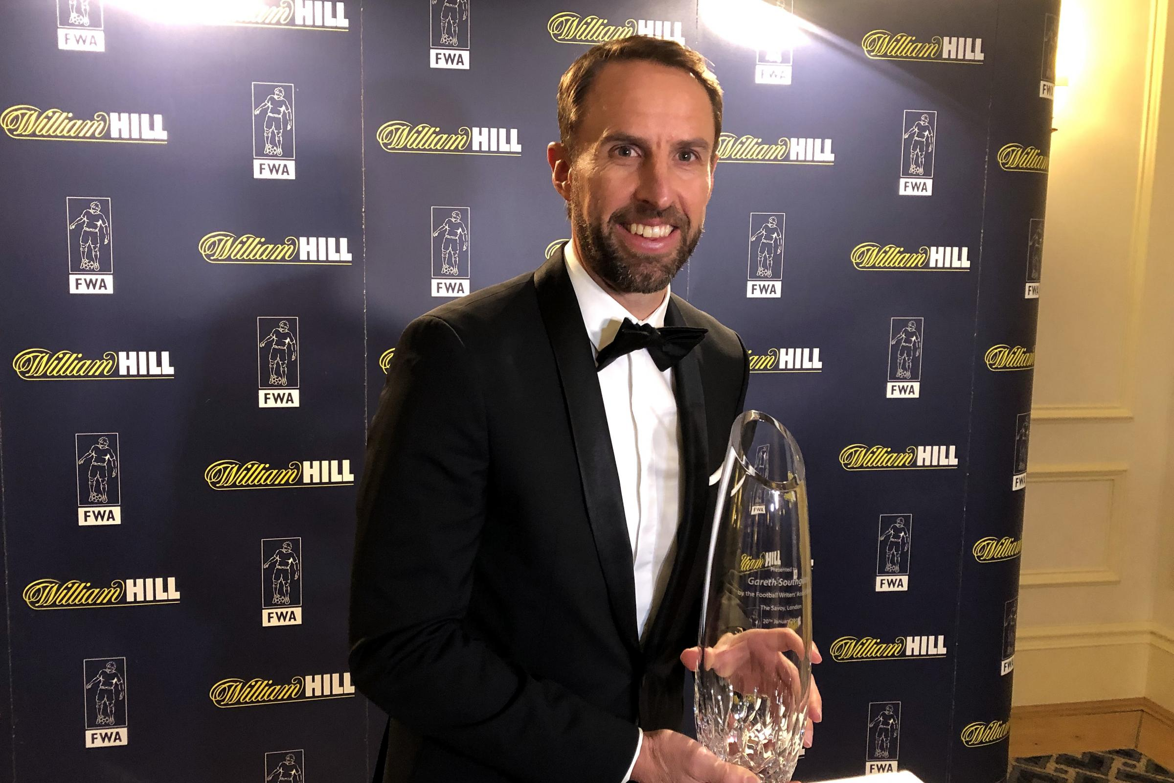 Football Writers Association Tribute Night 2019 – The Savoy – London