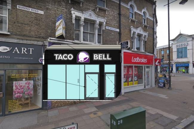 Taco Bell Is Opening A Store In Wimbledon Your Local Guardian