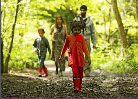 Easter Holidays: Sensory Nature Trail