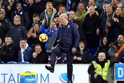 Palace injury boost as Hodgson discusses where winning FA Cup would rank