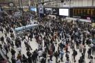 A busy Waterloo