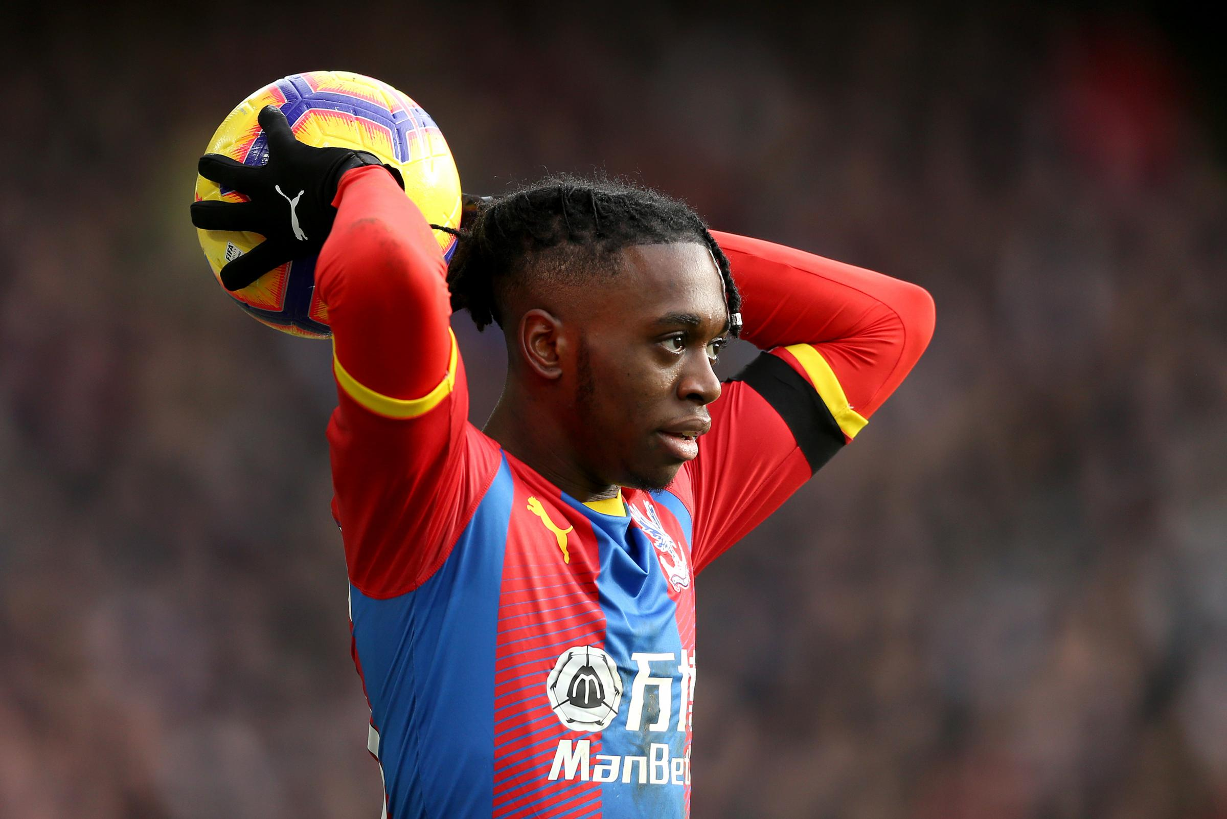 German giants readying £40million bid for Palace star