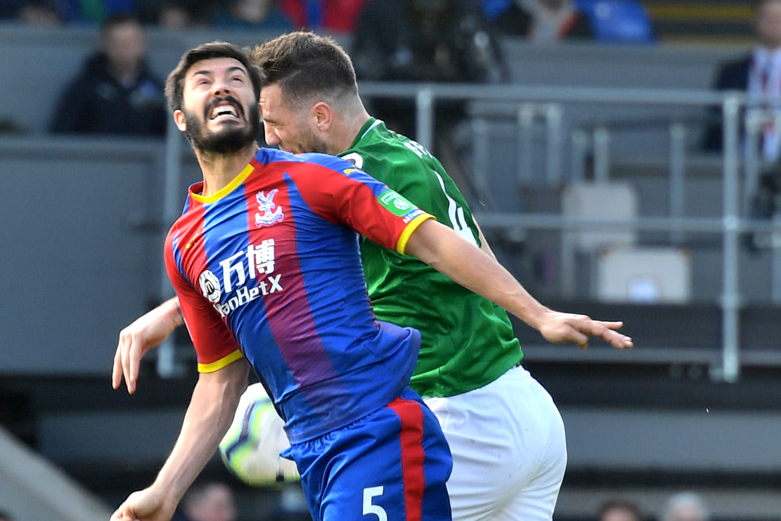 Player ratings from Crystal Palace's derby defeat to Brighton