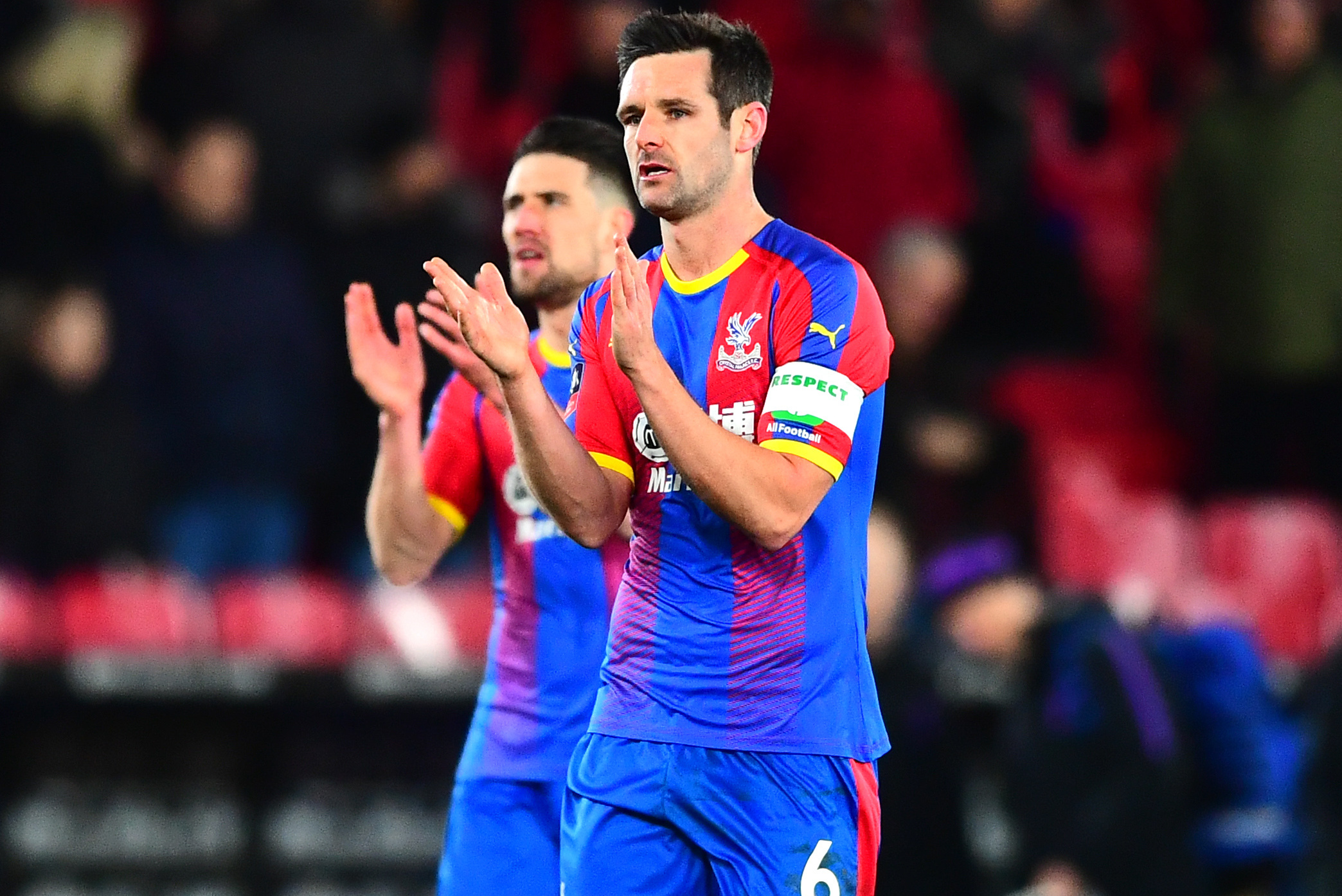 Crystal Palace defender on rumours of Fulham move