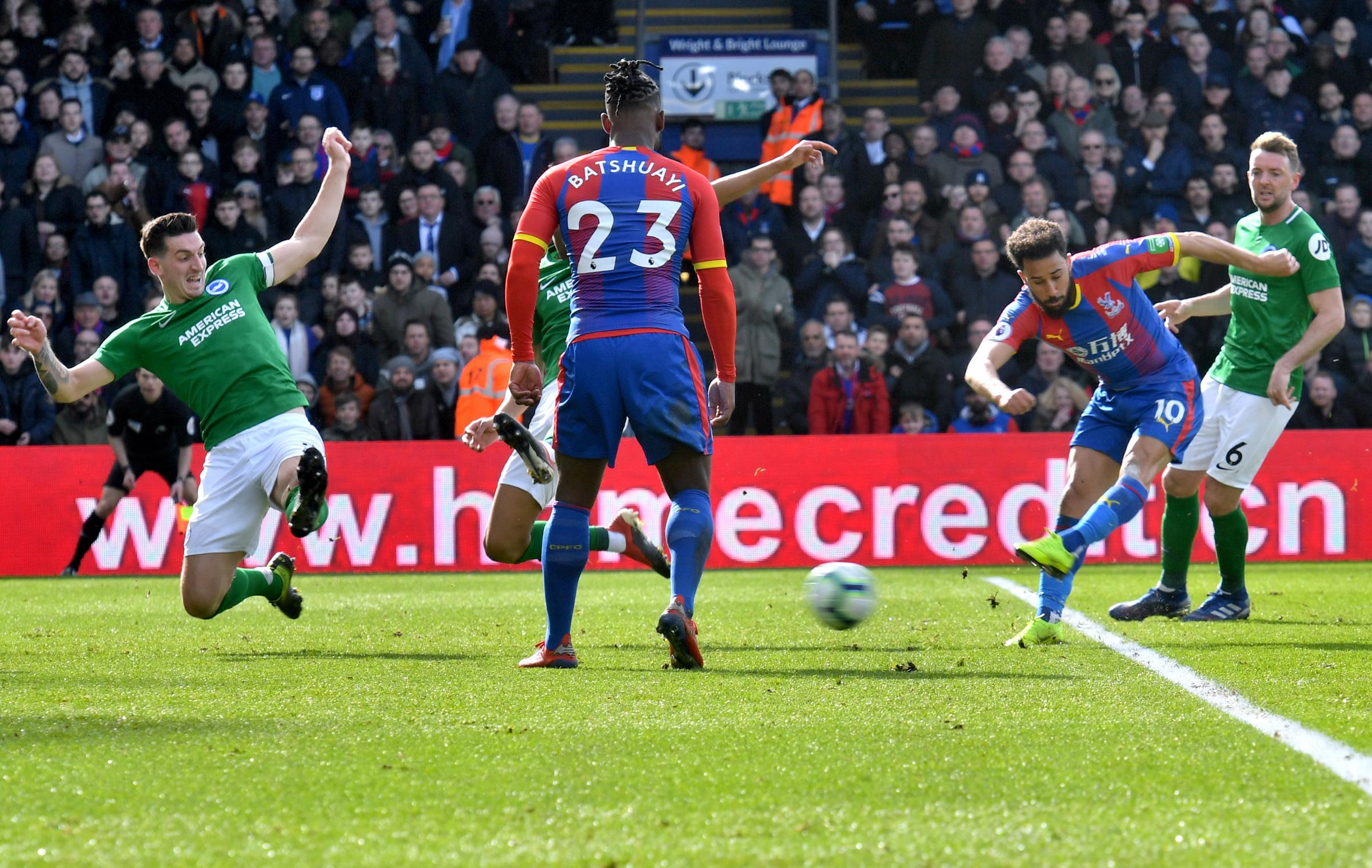 Five things we learned from Crystal Palace 1 Brighton 2