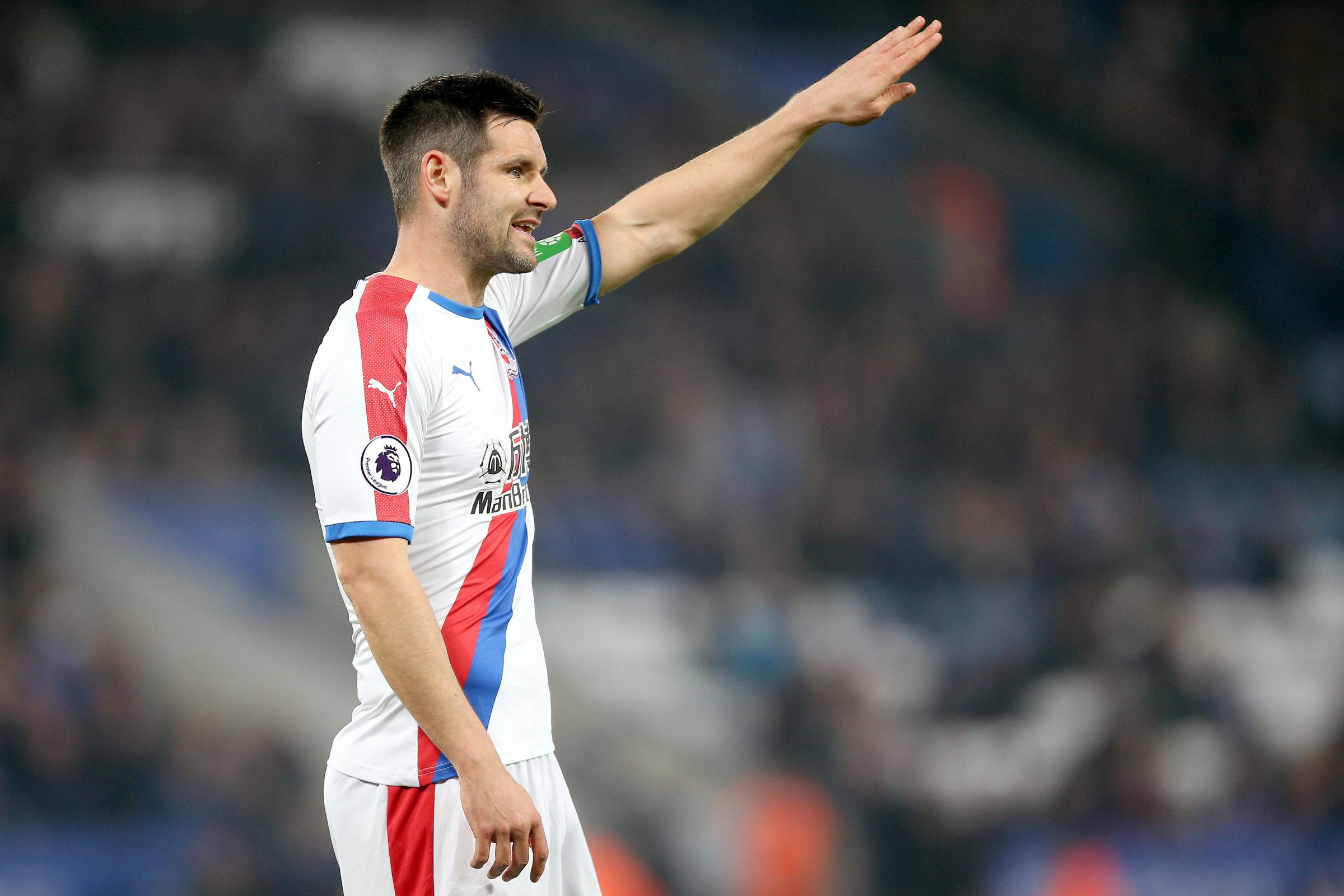 'You don't get there many times in your career' - Palace defender on Wembley journey