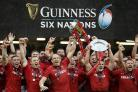 Wales clinched the Six Nations Grand Slam