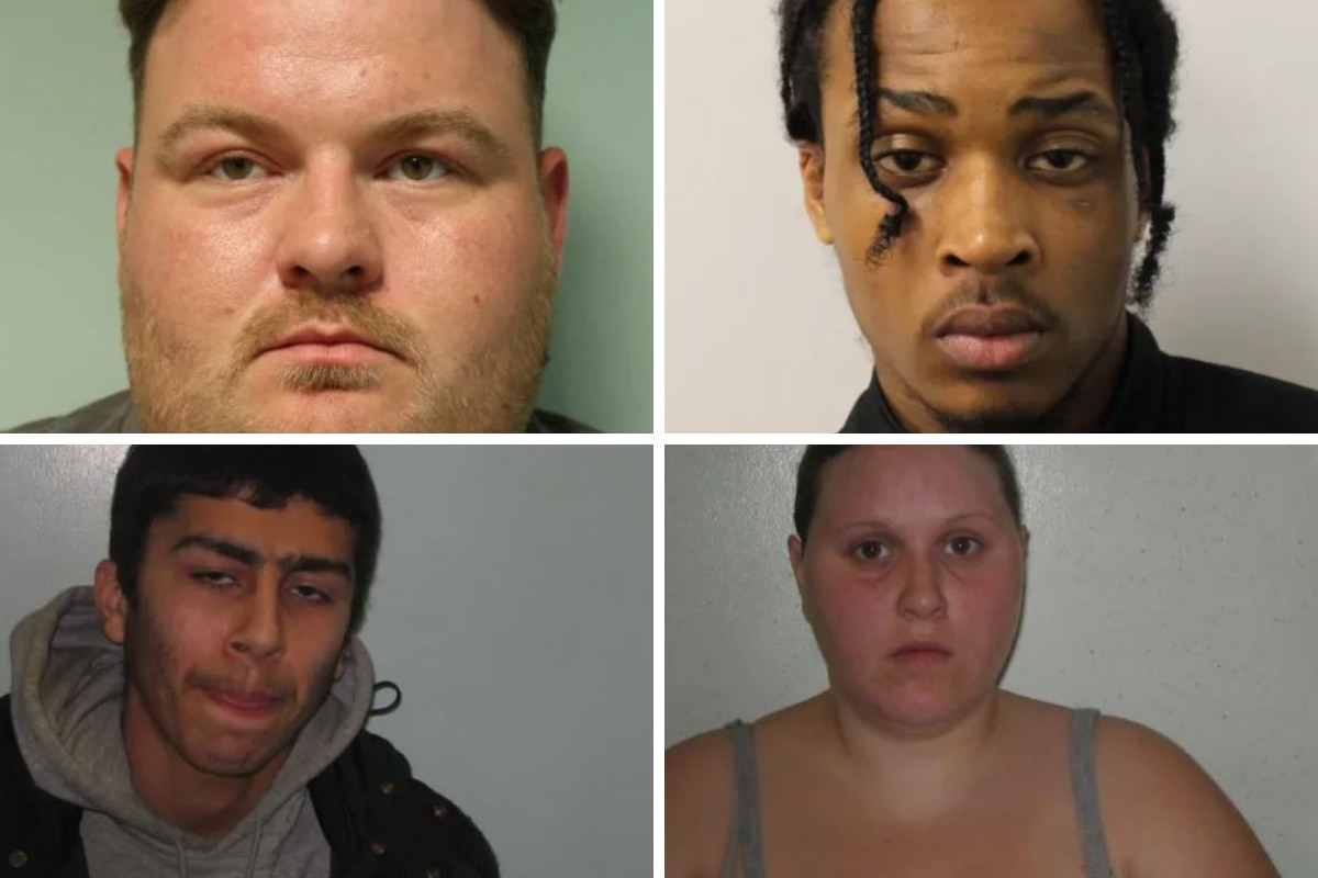GALLERY: These are the 37 wanted faces that will be plastered all around London in police crackdown