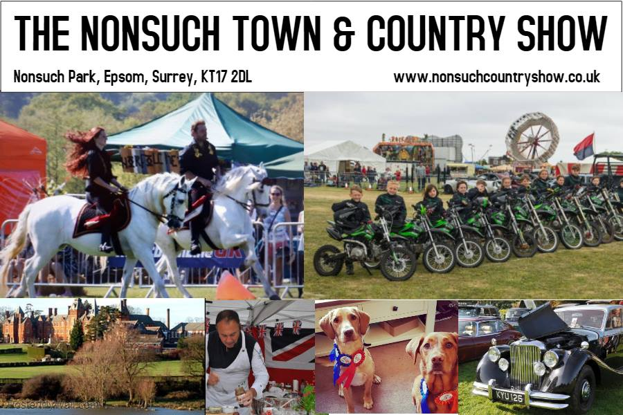 The Nonsuch Town and Country Show 2019.
