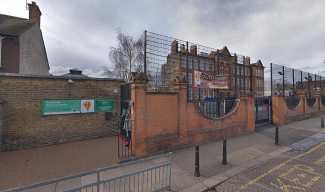 Earlsfield Primary could be one of the schools the ban will be trialed at