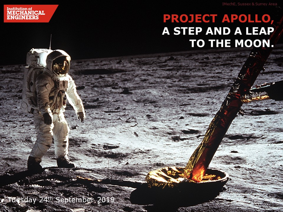 PROJECT APOLLO, a Step and a Leap to the Moon.