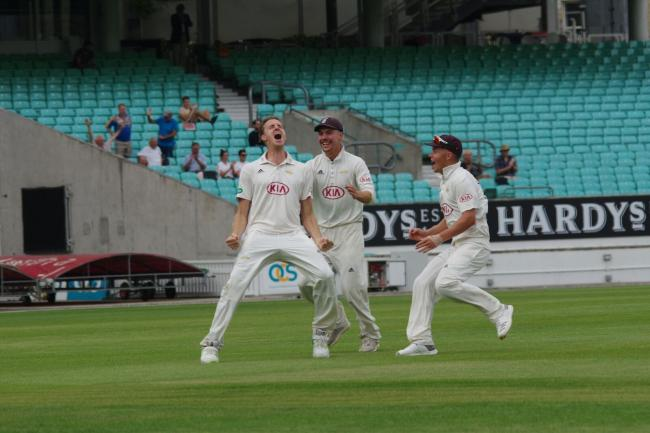 Morne Morkel's fitness could be crucial to Surrey's County Championship defence. Picture: Mark Sandom
