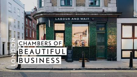 Pace and Purpose | Chamber of Beautiful Business, London