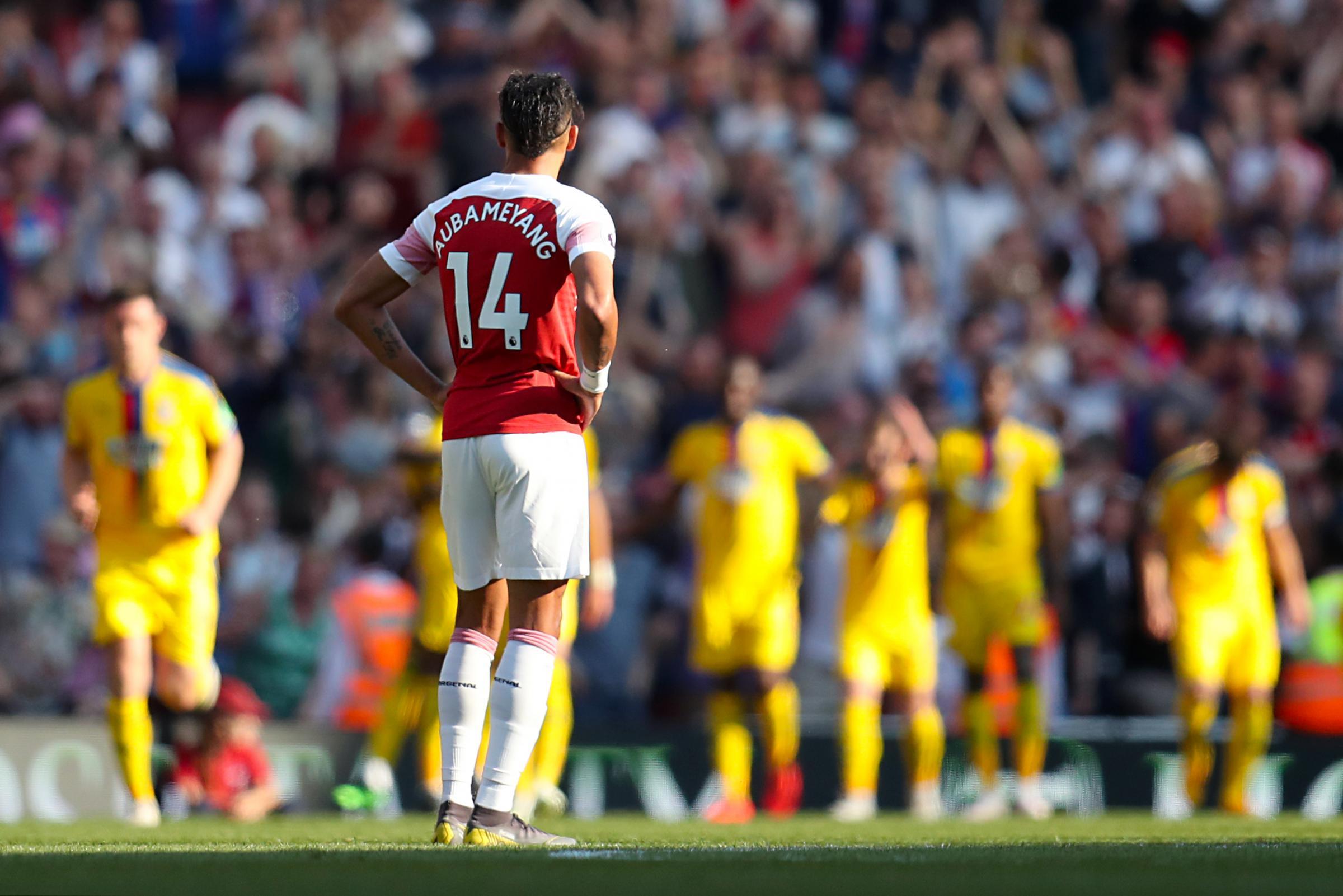 Arsenal 2 Crystal Palace 3: Benteke, Zaha and McArthur on hand to punish Gunners