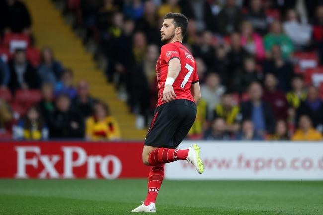 Shane Long scores Southampton's opening goal at Watford - the fastest goal in Premier League history