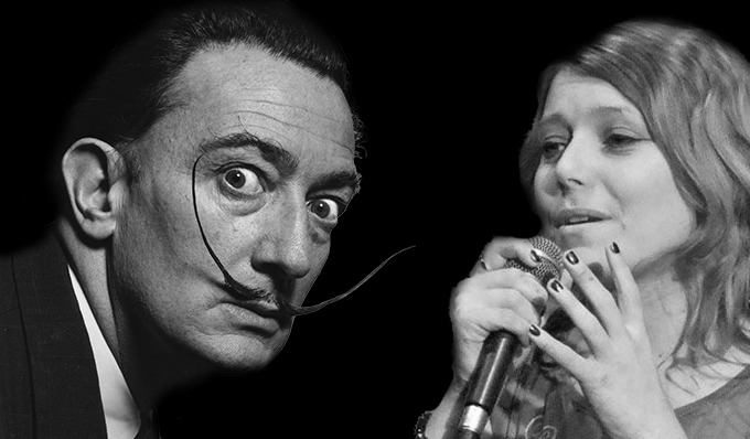A new collection from Sutton poet Sarah Hobbs looks at the life and work of the great  Spanish surrealist Salvador Dalí
