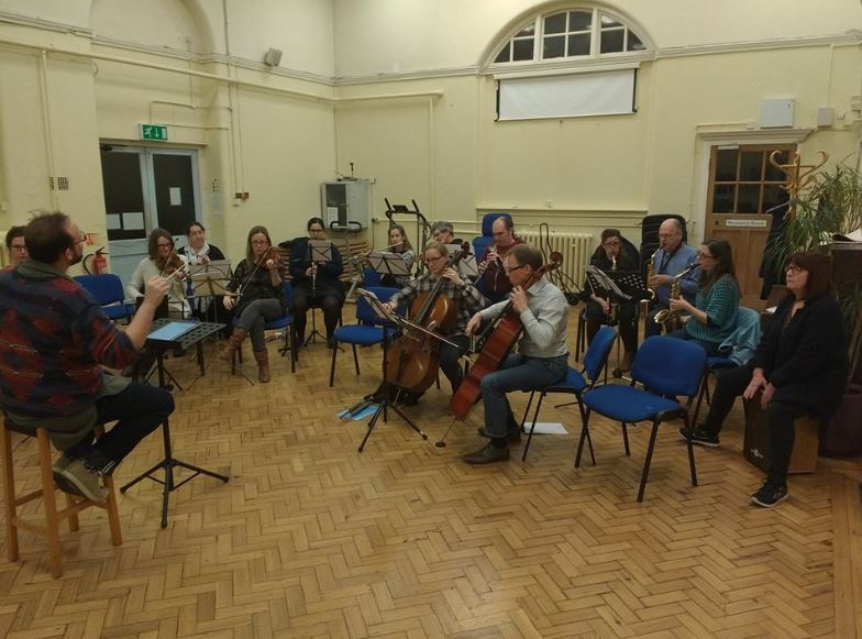 Colliers Wood Community Orchestra celebrates successful first year